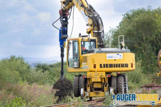TXM Plant order three high-torque augers from Sandhurst