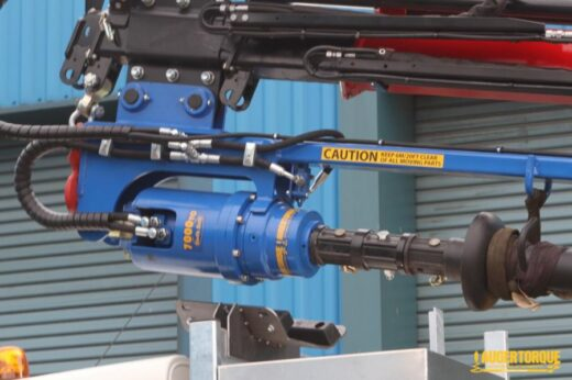Utilities giant calls on new auger drive supplier