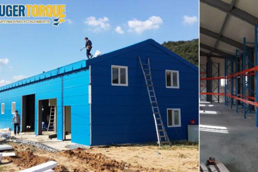Auger Torque Korea – New Warehouse