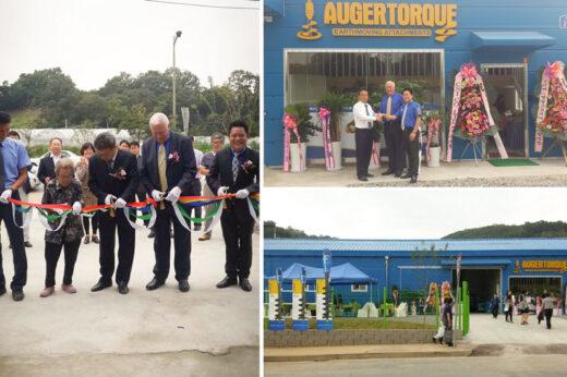 Auger Torque Korea Opening Ceremony