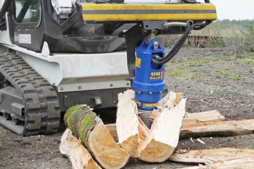 Time to prep your Log Splitter!