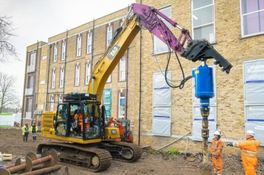 Auger Torque Launch the 100,000 Max Earth Drill to Meet Market Demand